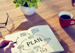 Planung, Ideen, Visionen