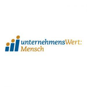 Logo UnternehmensWert: Mensch