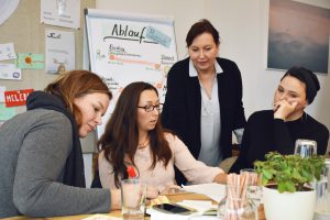 Ines Schilling Workshopleitung Gründerwoche