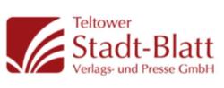 Teltower Stadtblatt Logo