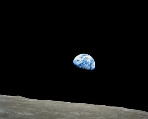 Corona-Inspiration #6: Jetzt reicht's aber! Ich fliege zum Mond. 3 Sachen darf ich mitnehmen.