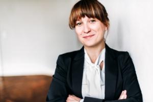 Nicole Forrai ist Coach in Potsdam